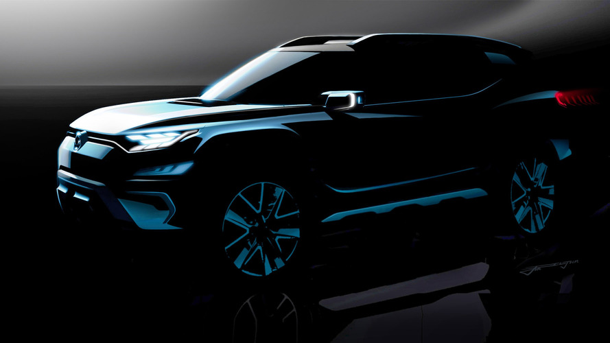 SsangYong teases yet another SUV concept