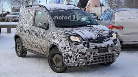 Fiat Panda spied testing, is it getting new engines?