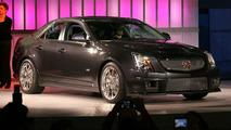 2009 Cadillac CTS-V Debuts at NAIAS
