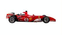Who wants a Ferrari F1 Race car on their driveway?
