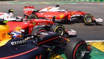 Whiting to meet with Vettel, Raikkonen over Verstappen