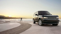 2007 Range Rover Uses Natural Art for Launch