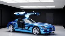 Mercedes-Benz SLS Electric Drive