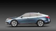 2013 Honda Crosstour concept bows in the Big Apple [videos]