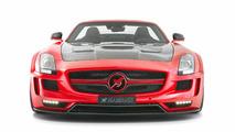 Hamann Hawk Roadster based on Mercedes SLS AMG revealed