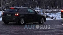 2012 Audi A3 spied in Argentina