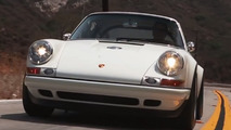 Singer Vehicle Design explain how they make the Porsche 911 even better [video]