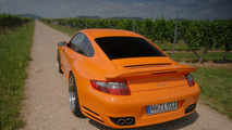 WCF Test Drive: Cargraphic Porsche 911 Turbo