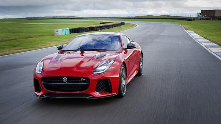 2018 Jaguar F-Type debuts 400 Sport launch edition, GoPro integration