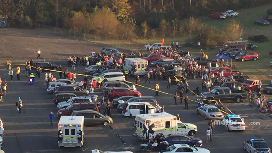 Suspect charged in fan injuries at Martinsville