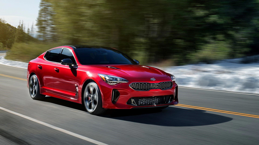 Kia Stinger diesel confirmed for Europe, electrified versions may follow