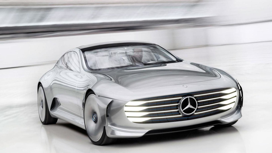 Mercedes Model S competitor to be