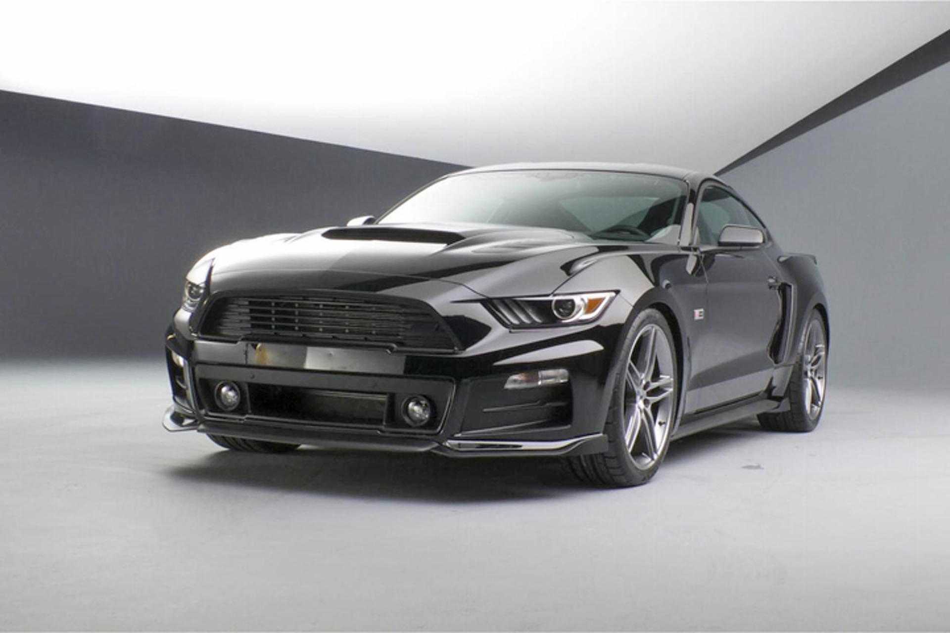 2015 Roush Mustang Looks So Much More Aggressive