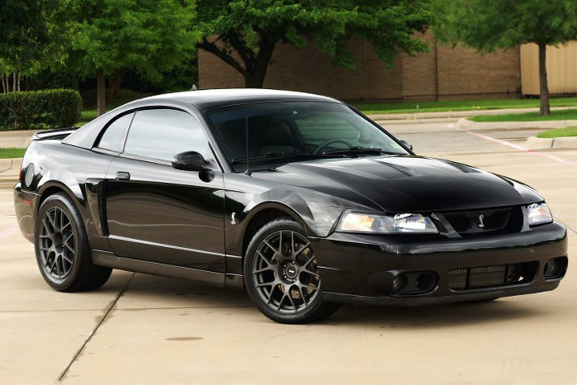 The 39 03 mustang cobra is one seriously mean future classic - Mustang cobra ...