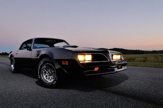 Buy Burt Reynolds' Personal Bandit Trans Am