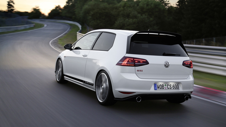 VW resolves supplier dispute that stopped Golf production