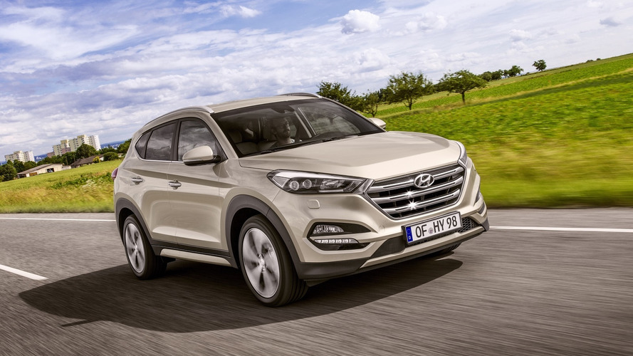 Hyundai Tucson gets new diesel & 7AT in Europe