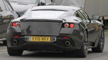 2018 Aston Martin Vantage spy photo
