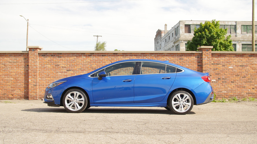 2016 Chevrolet Cruze Premier | Why Buy?