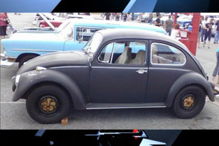 Someone Stole this Classic Beetle from a 10-year-old