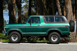 This Ford Bronco Ranger is a Flawless '70s Survivor