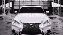 2014 Lexus IS 350 F Sport 09.1.2013
