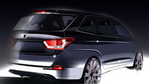 2014 Ssangyong Rodius teased