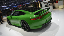 Porsche 911 Carrera 4S by TechArt storms into Geneva show