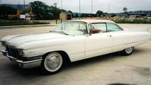 Elvis Presley's 1960 Coupe DeVille DFO 301