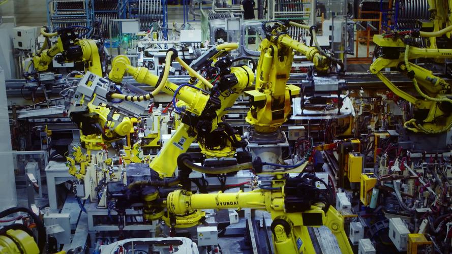 2017 Hyundai i30 production