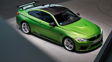 DTM champ drives home BMW M4 upgraded with M Performance bits
