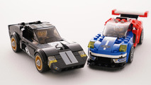 Lego's Ford GT Speed Champions kit is already a winner