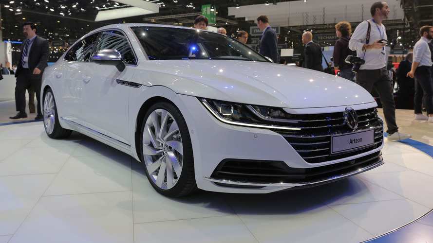 VW Arteon can now be ordered in Germany from €49,325