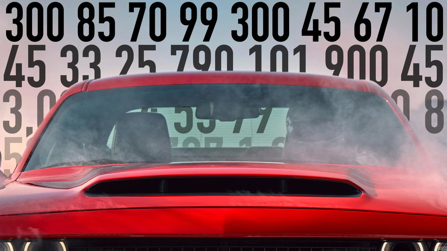 Motor Math: The week's most important car numbers (February 11, 2017)