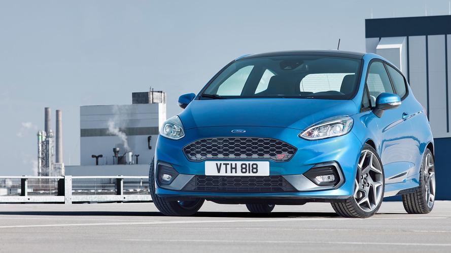 Ford revela o novo Fiesta ST. Com motor de 1.5 de 3 cilindros de 200 cv!