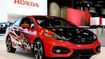 Honda brings one-off Forza Civic Si Coupe to Chicago Auto Show