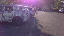 Land Rover Discovery Sport spied up close by WCF reader
