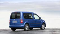 Volkswagen Caddy BlueMotion announced for Frankfurt