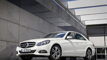 Mercedes E-Class Natural Gas Drive & BlueEFFICIENCY Edition announced