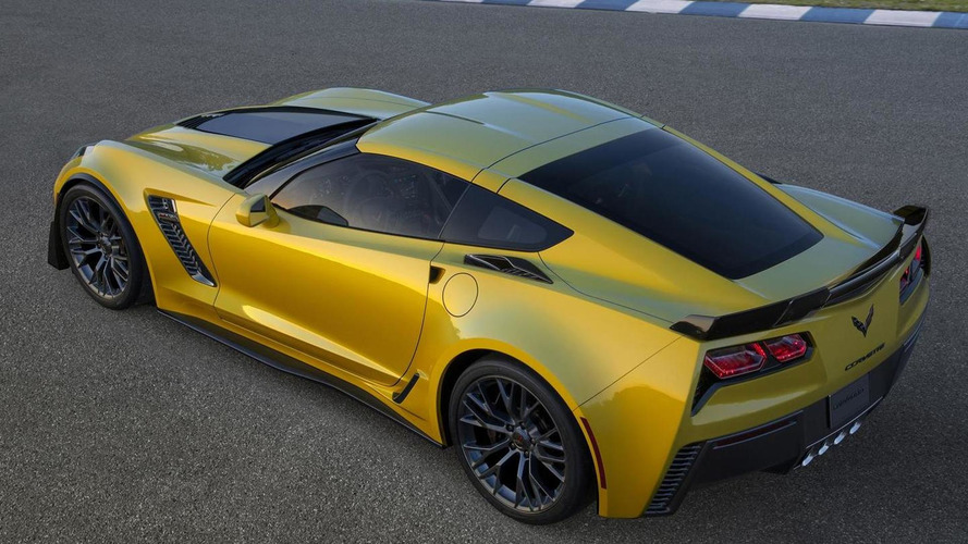First 2015 Corvette Z06 Coupe auctioned off for $1 million