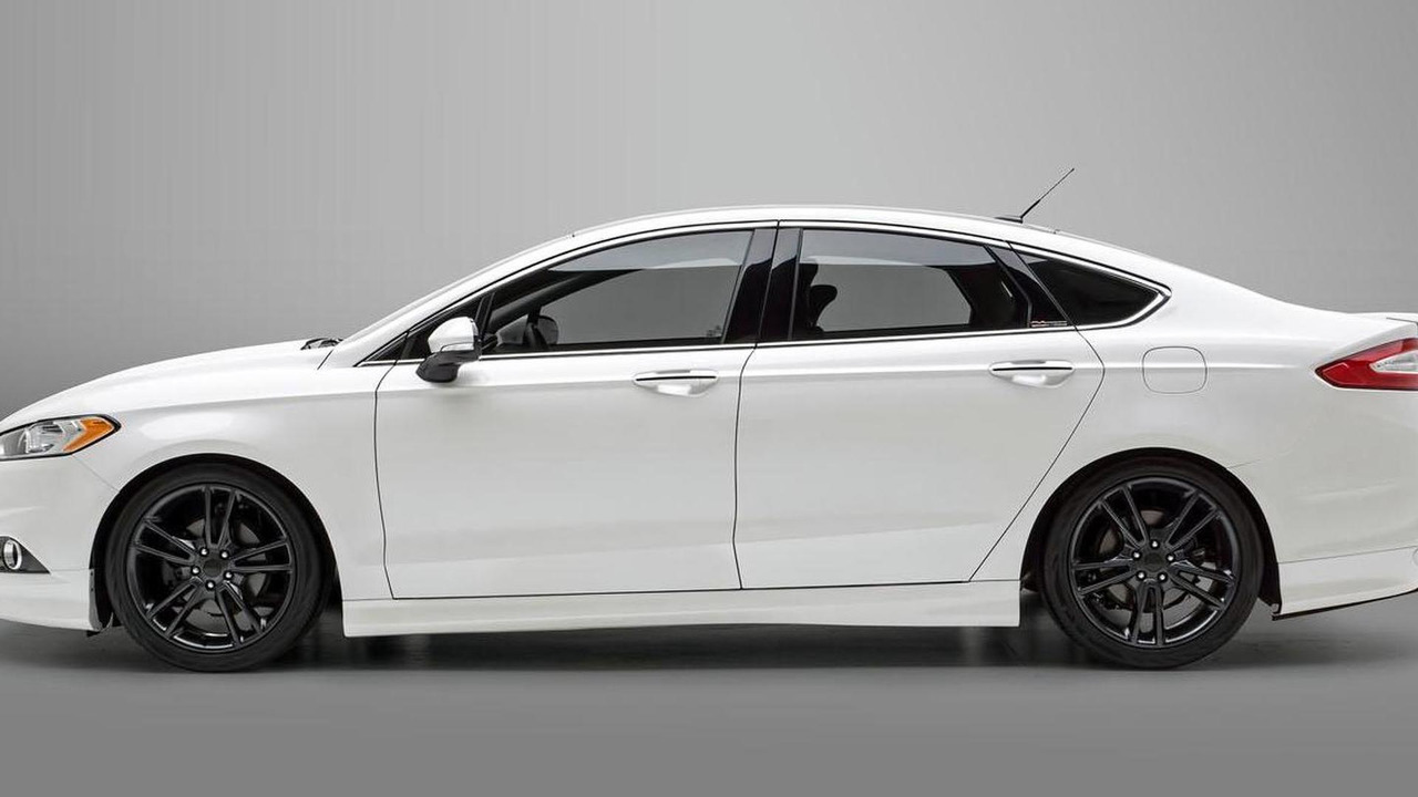 3dcarbon introduces a new body kit for the ford fusion for 1 2 3 fusion