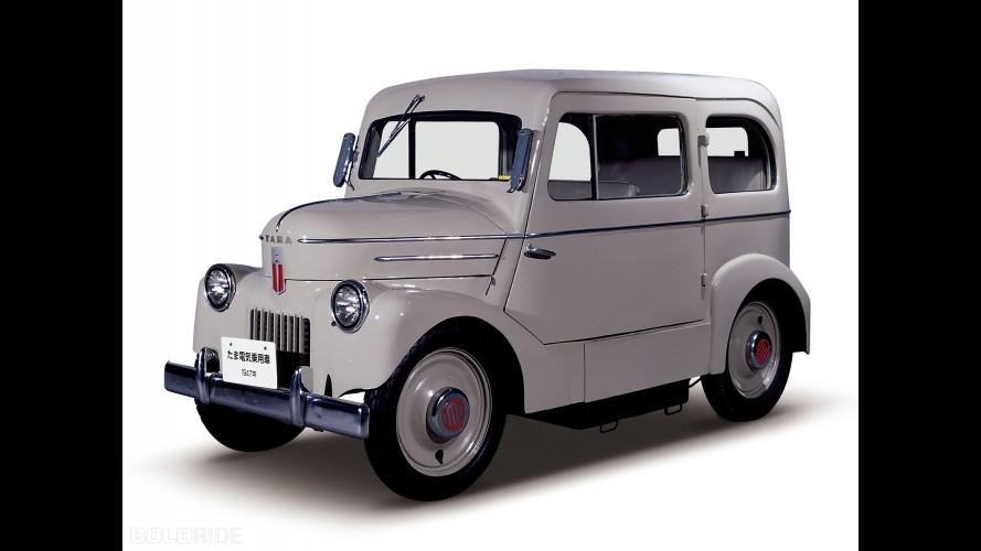 Nissan Tama Electric Car