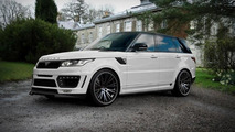 Range Rover Sport gains cosmetic package from Aspire Design
