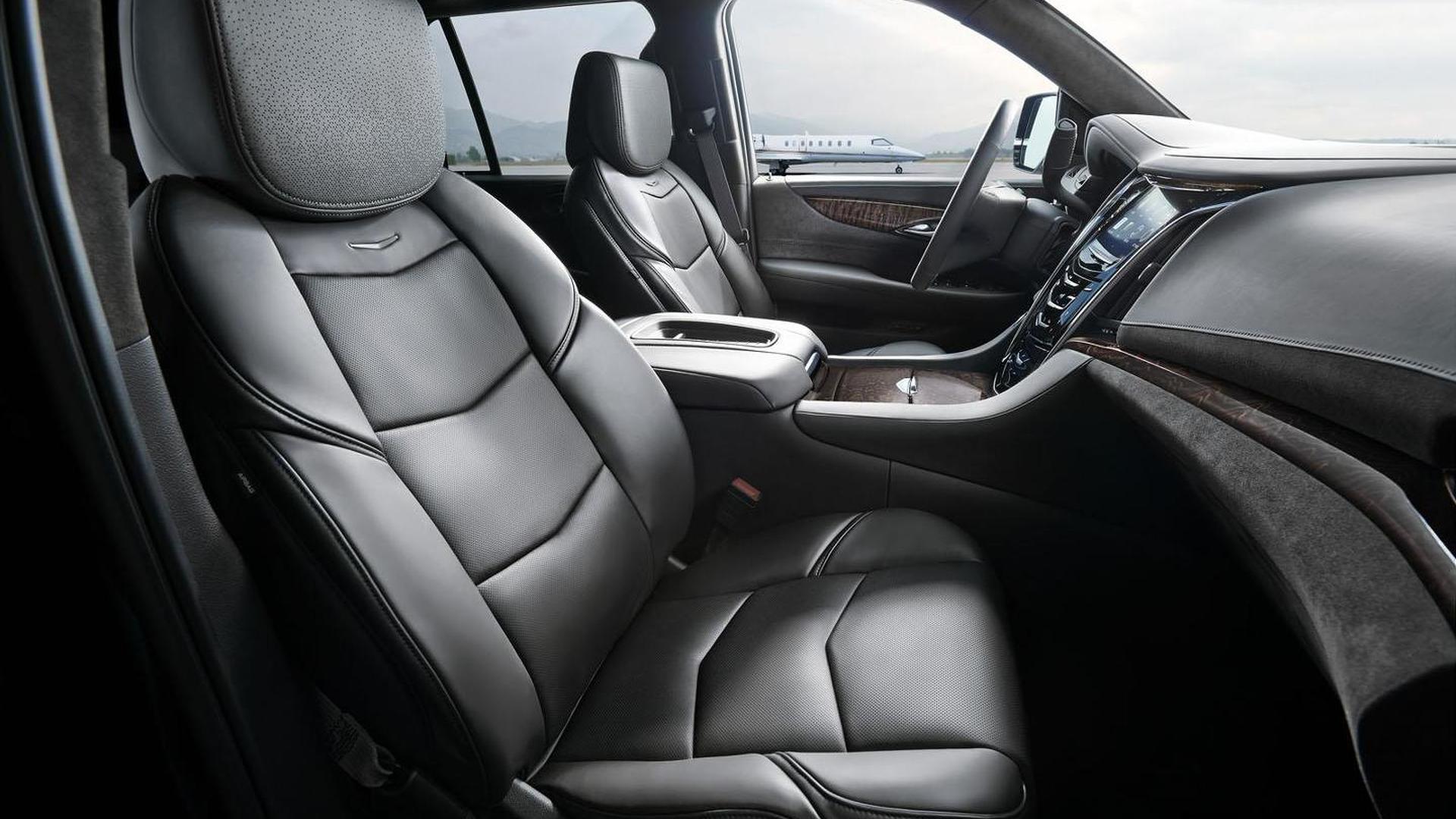 2015 Cadillac Escalade Platinum revealed