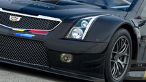 Cadillac ATS-V.R makes a pit stop in Los Angeles