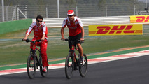 Alonso still working on top cycling team
