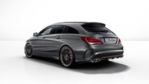 Mercedes-Benz CLA 45 AMG Shooting Brake OrangeArt Edition