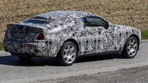 Rolls-Royce Ghost Coupe spied undergoing testing