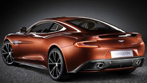 Aston Martin AM 310 Vanquish first photos, 900, 19.06.2012