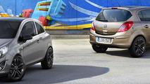 Opel Corsa Kaleidoscope Edition 13.2.2012